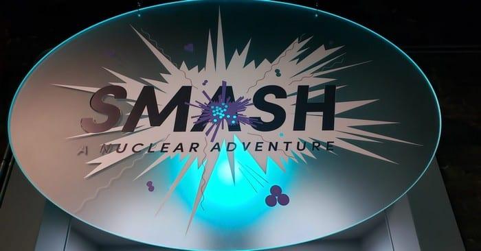 SMASH: A Nuclear Adventure at Impression 5