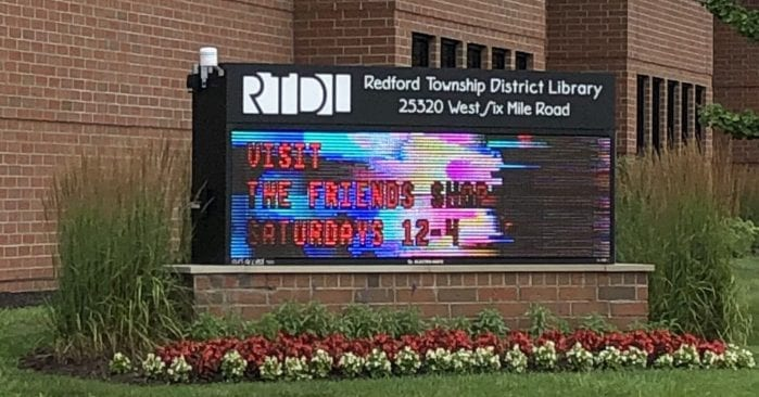 Redford Township District Library