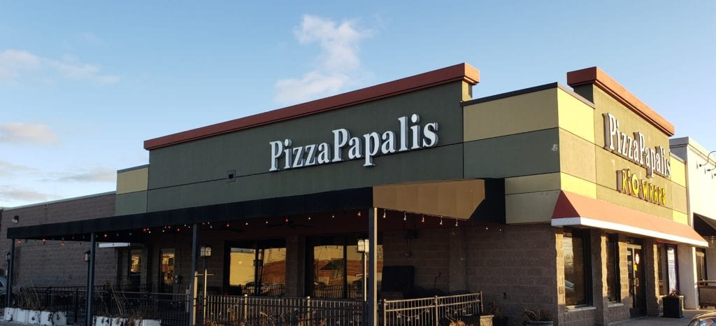 PizzaPapalis in Troy