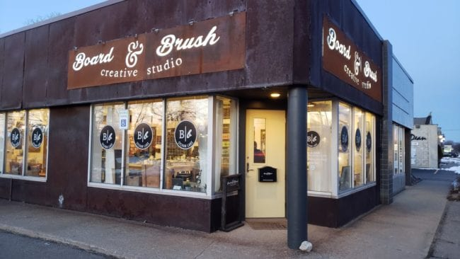 Board and Brush Creative Studio - Sylvan Lake