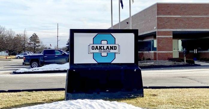 Oakland Fieldhouse