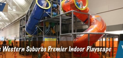 Climb n Slide in Northville