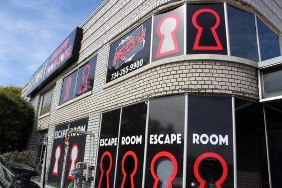 Escape Room Zone Farmington