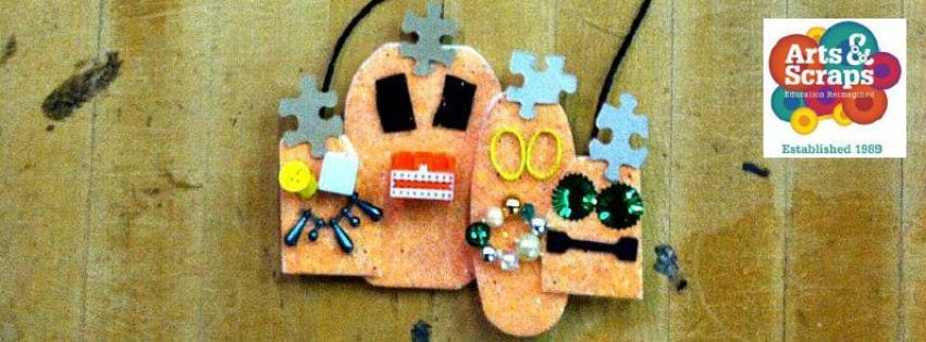 Arts & Scraps- Detroit: Where Recycling Leads to Learning & Creativity!