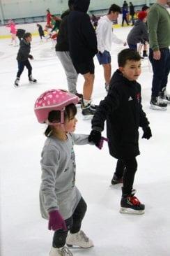 Dearborn Ice Skating Center- Family Skating Fun