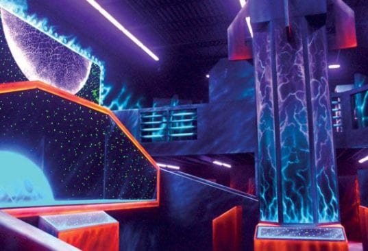 Galaxy Zone- Dearborn: Laser Tag, Arcade Games and Family Fun