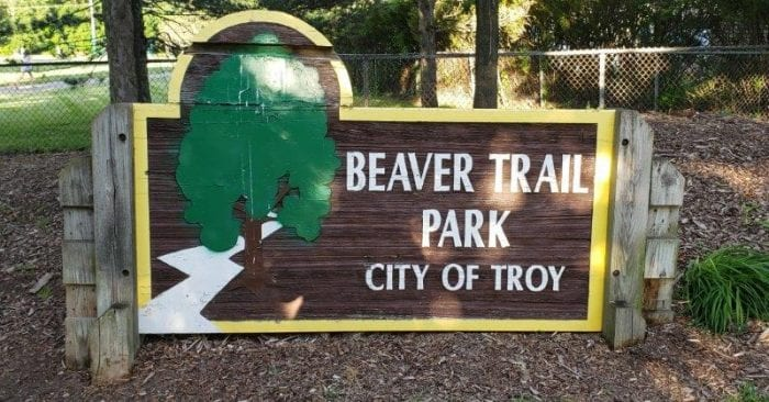 Beaver Trail Park in Troy Visitor's Guide and Photos
