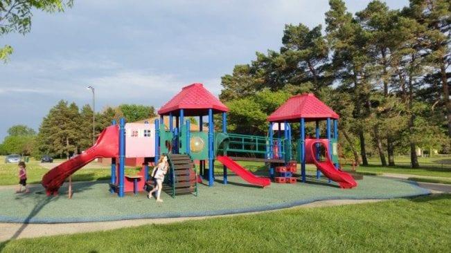 Boulan Park Playground