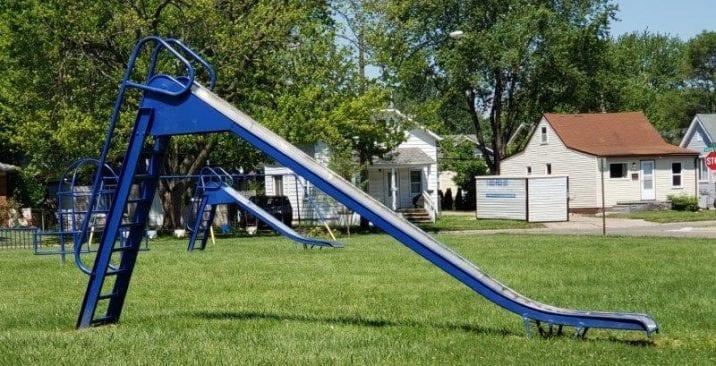Felker Park in Hazel Park