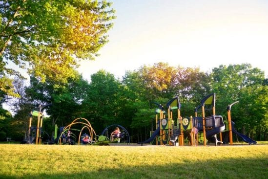 Independence Oaks Beach Cove Playground