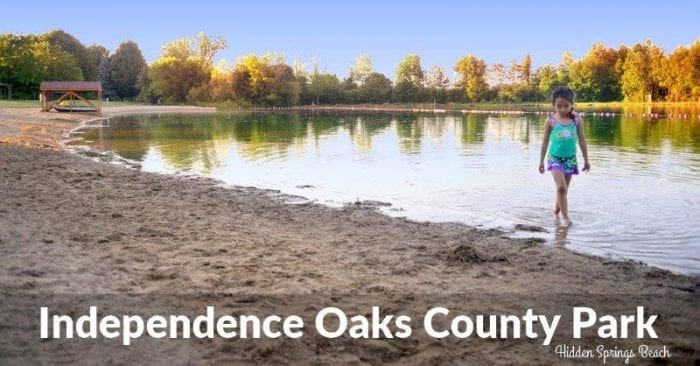 Independence Oaks County Park in Clarkston – Visitor's Guide and Photos