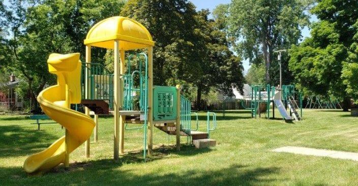 Madge Park in Hazel Park (3)