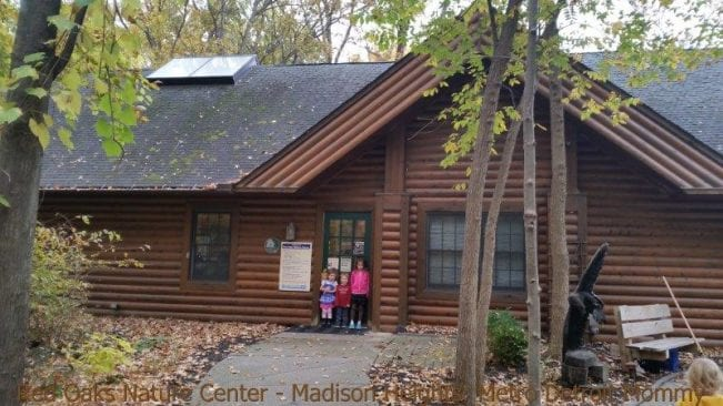 Red Oaks Nature Center in Madison Heights – Photos and Visitors Guide