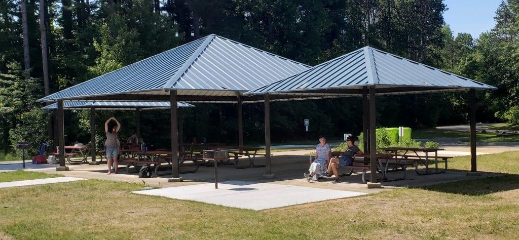 pavilion at Dodge Park #5