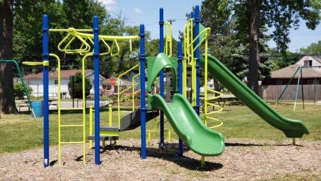 Tuski Park Playground