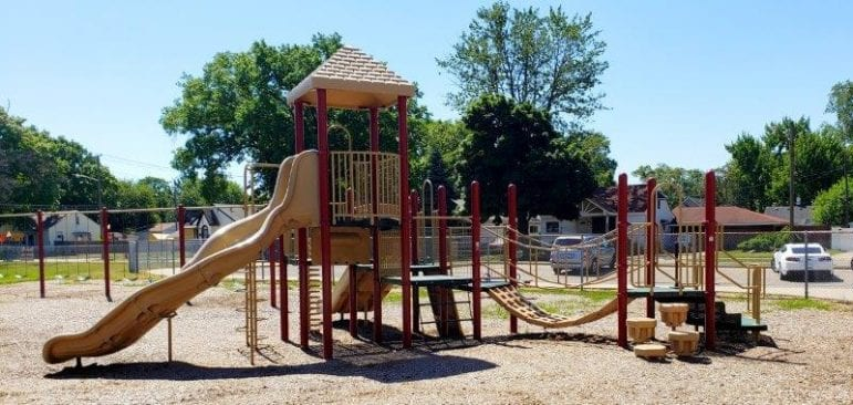 United Oaks Elementary Playground