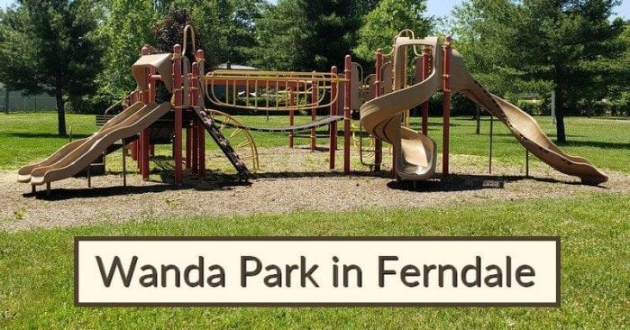 Wanda Park in Ferndale Visitor's Guide and Photos