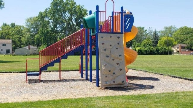 Webster Early Childhood Playground
