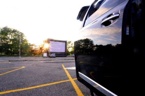 15 Mile Drive-In Theater in West Bloomfield