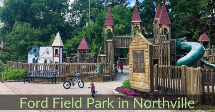 Ford Field Park in Northville Visitor's Guide and Photos