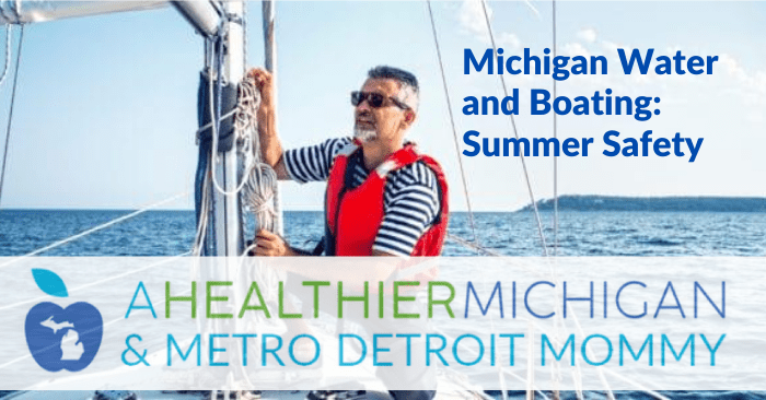 Michigan Water and Boating Summer Safety