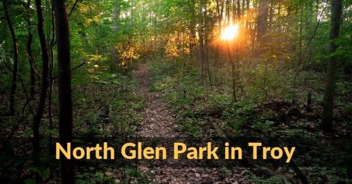 North Glen Park In Troy Visitor's Guide and Photos