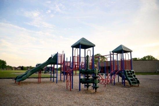 Wass Elementary School Playground