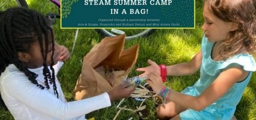 Steam Summer Camp in a Bag