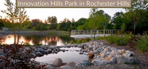 Innovation Hills Park in Rochester Hills