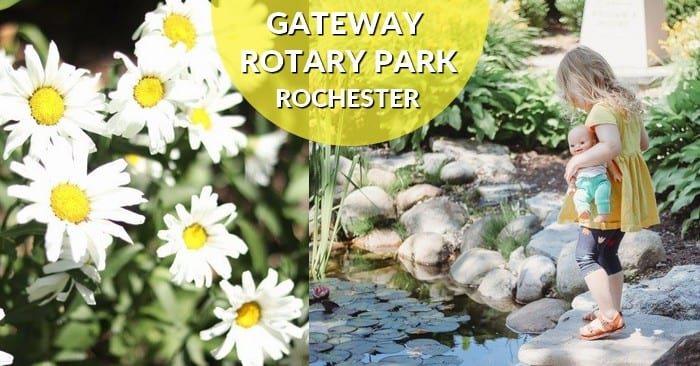 Gateway Rotary Park, a Hidden Gem in Rochester, Visitor's Guide