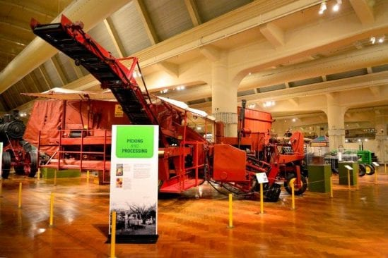 Agriculture at the Henry Ford Museum in Dearborn