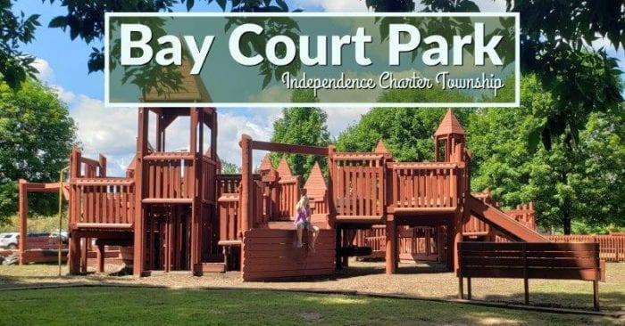 Bay Court Park & Beach – Hidden Gem in Independence Township
