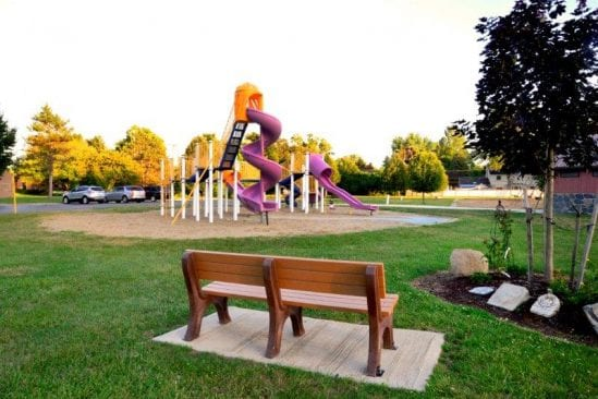 Beach Road Park Playground