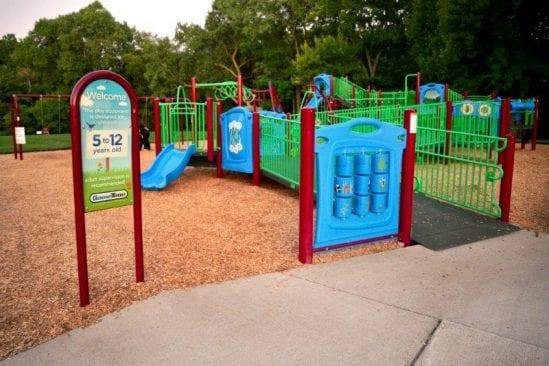 Beaver Creek Trail Playground