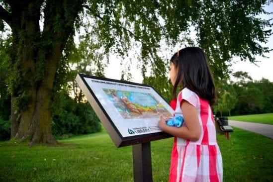 Beaver Creek Park Storywalk© -Storybook Trail