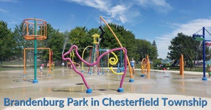 Brandenburg Park & Wayne and Joan Webber Splash Park Visitor's Guide