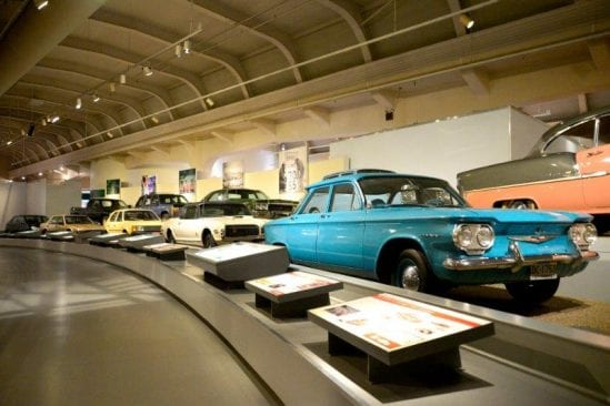 Driving in America at The Henry Ford Museum