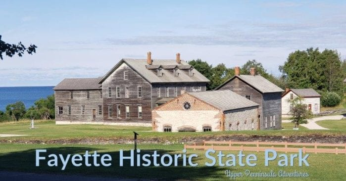 Fayette Historic State Park – Perfect Blend of History and Nature