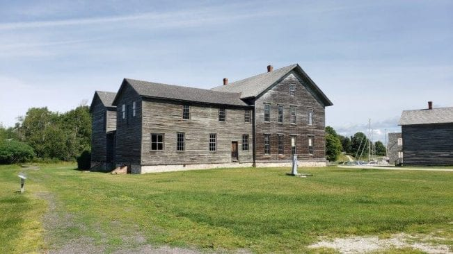 Fayette Historic State Park Historic Townsite