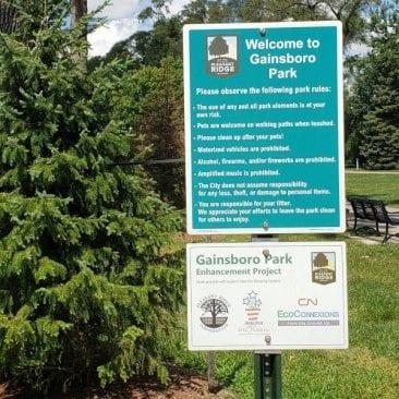 Halloween Hayride Pleasant Ridge 2020 Gainsboro Park in Pleasant Ridge  Visitor's Guide and Photo
