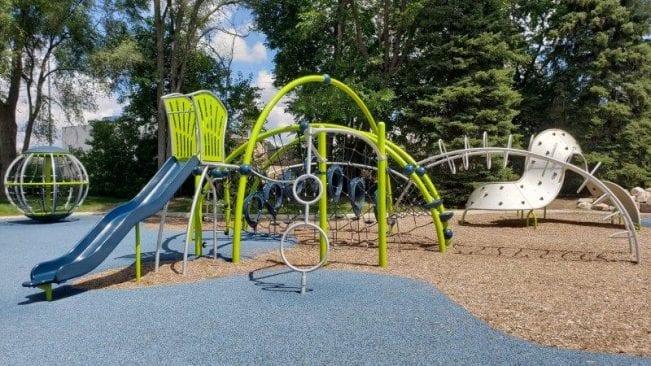 Gainsboro Park in Pleasant Ridge Playground