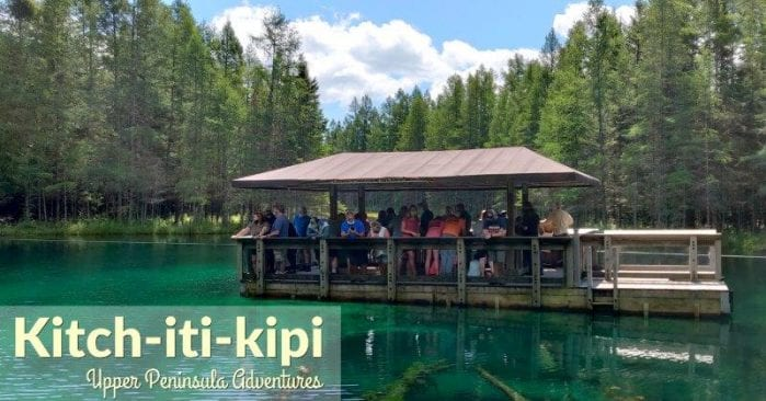 Kitch-iti-kipi Springs – An Upper Peninsula Adventure Must See