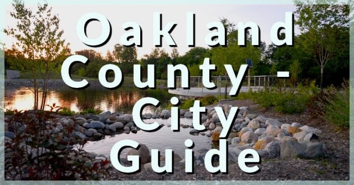 Oakland County City Guide