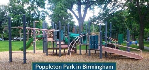 Poppleton Park in Birmingham