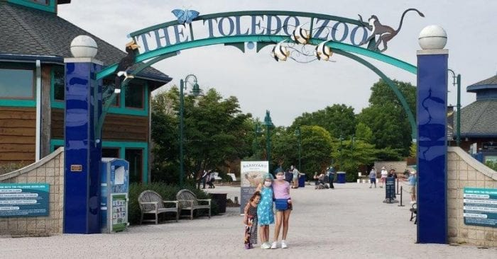 Ten Reasons to Visit The Toledo Zoo. Visitor's Guide & Photos