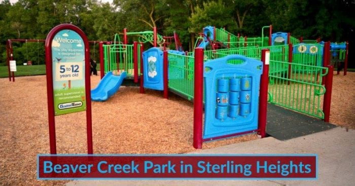 Beaver Creek Park Storywalk© – Storybook Trail in Sterling Heights