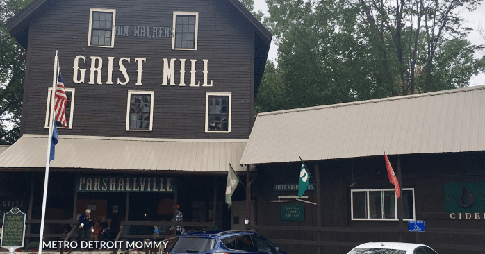 Fall Family Fun!  Parshallville Cider Mill