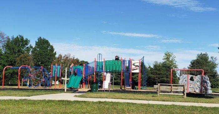 Joseph J. Delia Jr. Park Playground