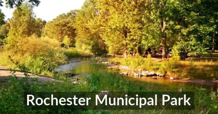 Things to do at Rochester Municipal Park Visitor's Guide