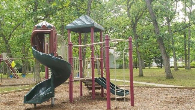 playground at Stony Lake Township Park